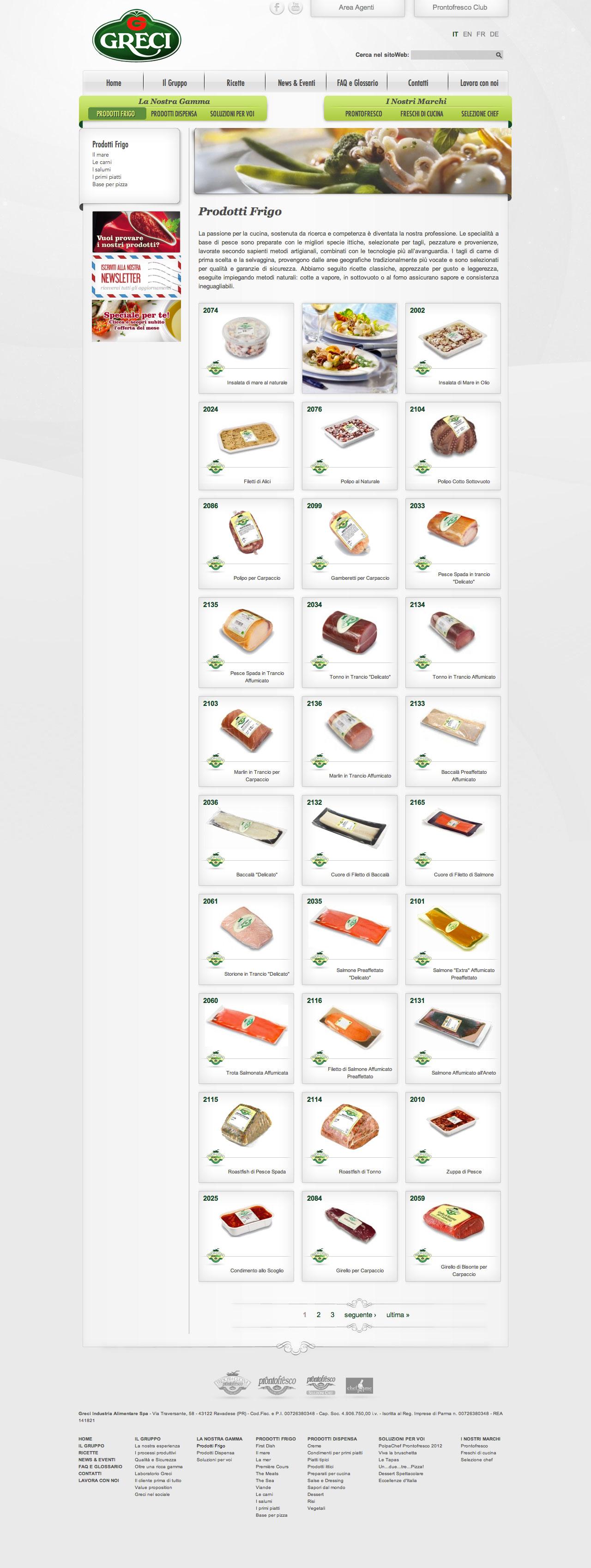 Greci Products