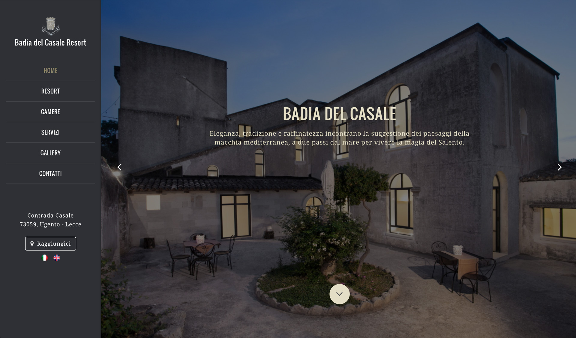 Badia del Casale Resort